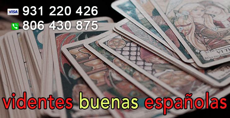 videntes españolas